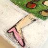 Apfelrock Detail