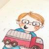 Mein Lastwagen Detail